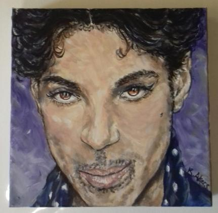 Prince finished